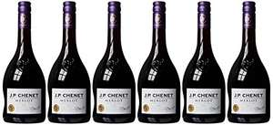 JP Chenet Merlot 75cl (Case of 6) £24.75 @ amazon Deal of the day