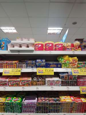 BARRATTS SWEETS 5 FOR £1 HOME BARGAINS