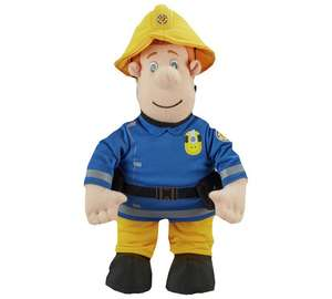 Talking Fireman Sam £7.99 @ Argos
