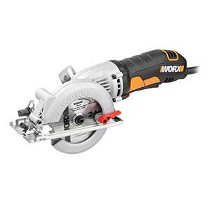 Worx 120mm circular saw - £67.98 Amazon