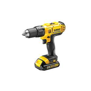 DeWalt DCD776 18v Combi Drill / Driver, Battery, Charger & Case £87 C&C at B&Q