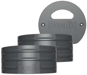 Dualit Architect Kettle Panel Cobble Grey £5.22 prime / £9.21 non prime @ Amazon warehouse