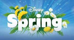 Disney Spring - Several Disney/Pixar titles for £7.99 @ iTunes