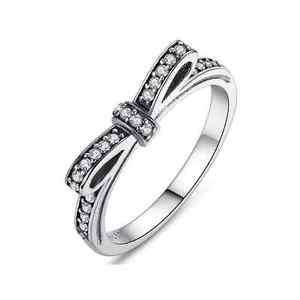 Sterling silver Bow ring - £8.60 @ dotistyle eBay
