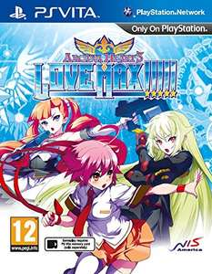 Arcana Heart 3: Love Max (PS Vita) £5 (Prime) £6.99 (Non-Prime) Delivered @ Amazon