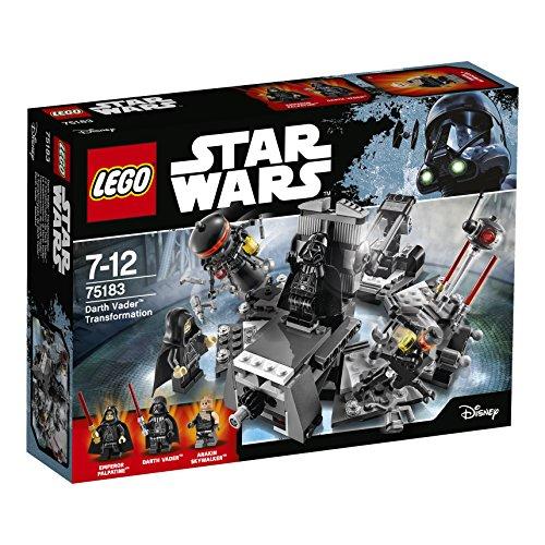 """LEGO 75183 """"Darth Vader Transformation"""" £14.97  (Prime) / £19.72 (non Prime) at Amazon"""