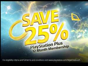 Great DEAL - 12 months PS+ ( Playstation Plus ) @ PSN / CD Keys