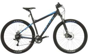 Carrera Sulcata Mens Mountain Bike - Blue, £297 at Halfords