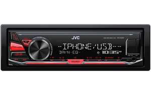 JVC KD - X241 Car Stereo, £28 from Halfords