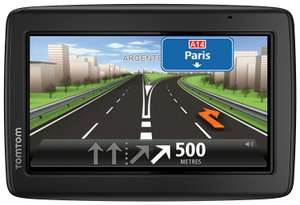 TomTom Start 25 5 inch Sat Nav with Western European Maps and Lifetime Map Updates, £55.80 used from amazon warehouse