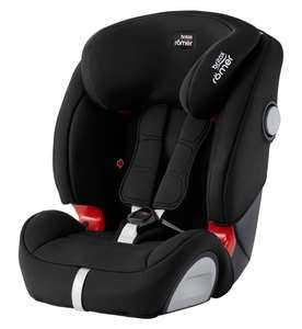 Britax Römer EVOLVA SL SICT Group 1/2/3 Child Car Seat £134.99 @ Boots