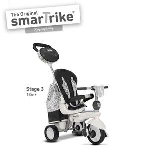 Smart Trike Dazzle Black & White £59.99 (was £89.99) at Smyths Toys Online. Free delivery