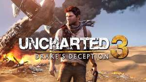 PS3 Game Uncharted 3 Drake's Deception On PlayStation Store For £3.99 (75% Off)