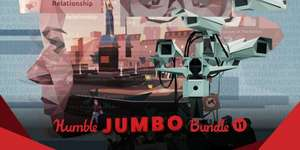 Humble Jumbo Bundle 11 - From 71p - Humble Store