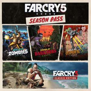 Far Cry 5 Season Pass (Xbox One) - £22.99 @ CDKeys