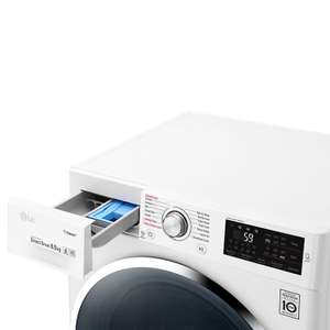 LG washing machine, 8.5kg & 1400 spin, free delivery (most UK) and 2 year warranty. £388