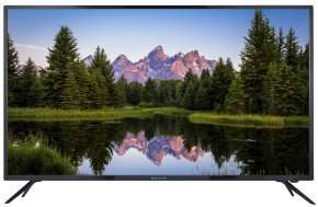 """Linsar-Bauhn 55"""" Ultra HD 4K - PVR Record / Freeview HD £309.96  with free del @ Ebuyer"""