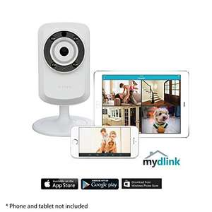 D-Link DCS-932L Wireless Day/Night Cloud IP Home Camera £19.99 Prime / £23.98 Non Prime @ Amazon
