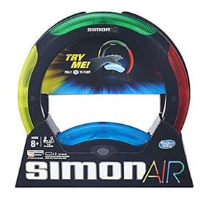 Hasbro Simon Air Game Memory £11.99 @Amazon (RRP £30.00) / £16.74 non-Prime