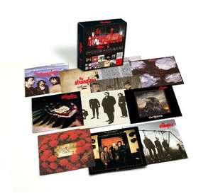 The Stranglers - Giants And Gems: An Album Collection (11 CD Box set) with Free MP3's of the albums £29.08 delivered @ Amazon
