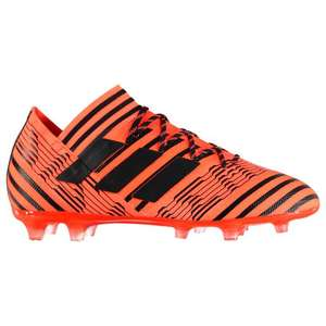 Adidas Nemeziz 17.2 FG Mens Football Boots in Solar Orange/Core Black/Solar Red - £31.20 using the SportsDirect app to get 20% off purchase + £4.99 delivery