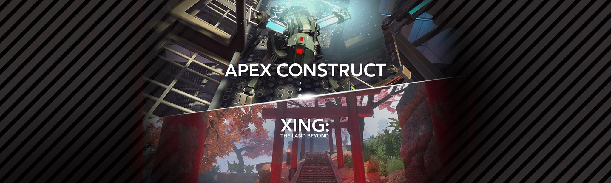Apex Construct + XINGDuo Bundle £22.99 @ oculus