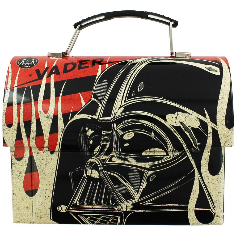 Star Wars Caddy Tin Box - £2.00 using code BUY20 @ The Works - Free C+C