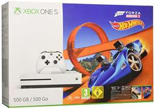 Xbox One S - 500Gb with Forza Horizon 3 + Hot Wheels DLC £174.92 @ Amazon Germany