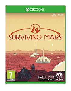 Surviving Mars Xbox One/PS4 £23.99 at Amazon