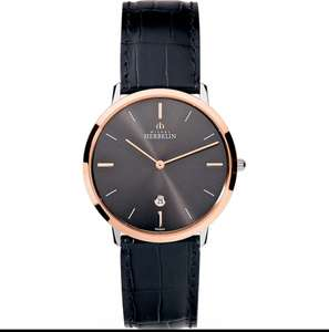 Michel Herbelin 19515-TR22 Men's Ikone Grande Wristwatch, for £175.19 delivered @HSJohnson