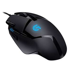 Logitech G402 Gaming Mouse Hyperion Fury with 8 Programmable Buttons - Black.£19.99 Prime £23.98 Non Prime @ Amazon