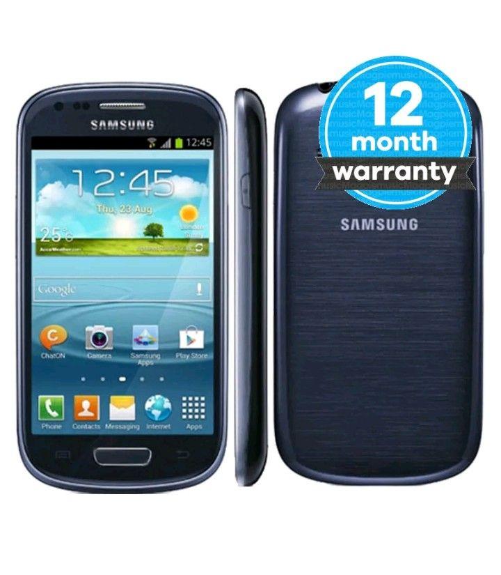 Samsung S3 mini refurbished 12mth warranty £34.39 @ Music Magpie Ebay
