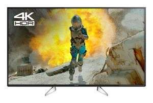 Panasonic TX-65EX600B 65 Inch SMART 4K Ultra HD HDR LED TV Freeview Play WiFi 12 Month Warranty Manufacturer refurbished £749.99 @ Ebay Panasonic