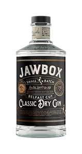 Jawbox Belfast Gin 70cl  £22.99 Amazon