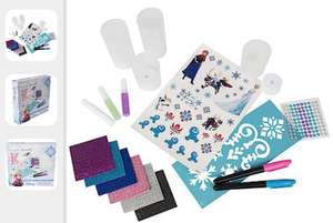 Disney Frozen Decorate Your Own Magical Candle Lights £4 (RRP £16) / Disney Frozen Medium Magnetic Scribbler (Styles Vary) £4 (RRP £12) + MANY MORE @ TheEntertainer - Free C+C wys £10