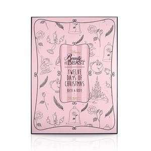 Beauty & The Beast 12 Days Advent Calendar £1.99 @ Superdrug -Free Delivery to store