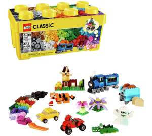 LEGO Classic Medium Creative Brick Box - 10696 - £16.49 @ Argos