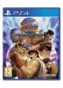 Ultra Street Fighter IV free digital code with preorders of Street Fighter 30th Anniversary Collection (PS4/XB1/Steam) £23.85 Base.com