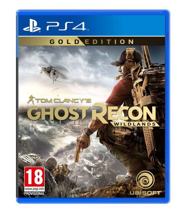 Ghost Recon Wildlands Gold PS4/X1 - £39.99 delivered @ Coolshop