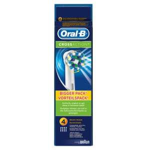 Oral B Power Refills Cross Action 4 Pack £9.59 @ Lloyds Pharmacy - Code SHOP20 Free Click & Collect