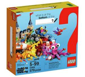 LEGO Celebration Brick Box 4 - 10404 @ Argos was £24.99 down to £15.99, nearly 600 pieces