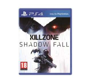 Killzone: Shadow Fall (PS4) , £3.99 (pre-owned) delivered @ Game / @ Grainger Games