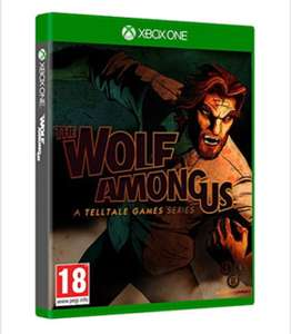The Wolf Among Us - The Tell Tale Series (Xbox One) for £10.79 (new) @ Base / £7.99 (used) @ Game