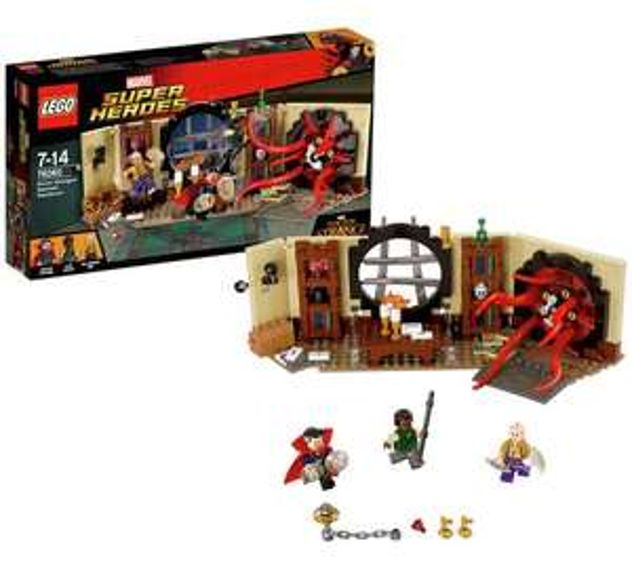 ALMOST 50% OFF LEGO Marvel Super Heroes Doctor Strange - 76060 - £16.99 Argos