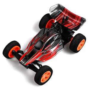 ZINGO RACING 9115 1:32 Micro RC Off-road Car RTR 20km/h / Impact-resistant PVC Shell / Drifting £6.38 Del w/code @ RoseGal