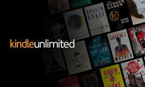 Kindle Unlimited – 3 Months for £0.99 (New Customers) @ Amazon