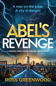 Abels Revenge on Kindle by Ross Greenwood. Amazing book only 99p to pre-order. Released on 25th of March @ Amazon / Kindle
