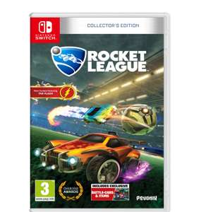 Rocket League Collectors Edition on Nintendo Switch  for £24.85 delivered @ Simply Games
