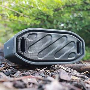 Olixar Toughbeats Outdoor Bluetooth speaker ipx4 £12.18 delivered at Mobile Fun