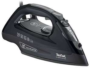 Tefal FV2660 Ultraglide Anti-scale Steam Iron, 2400 Watt, Black - was £39.99 now £22.49 @ Amazon